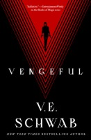 Vengeful cover